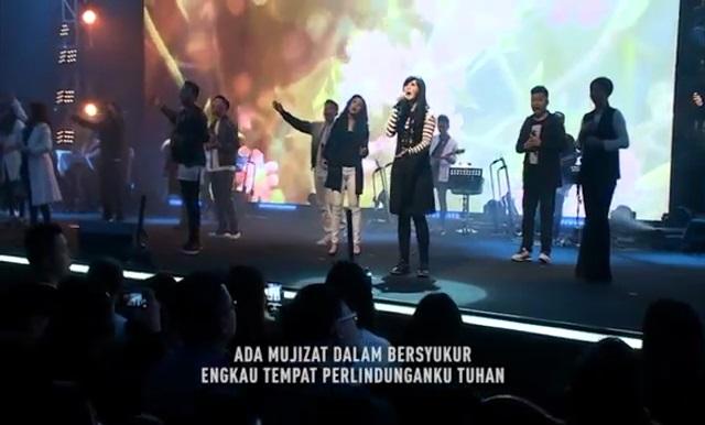 Mujizat Dalam Bersyukur – Lirik Lagu Pujian